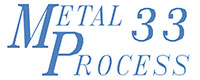 metal process logo